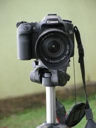 Leveling a camera