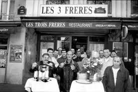 Free food in Paris