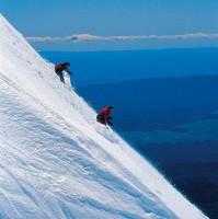 mount Raupehu skiing