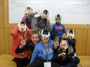 english camps in korea