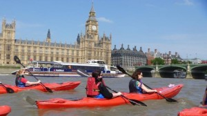 kayak-london