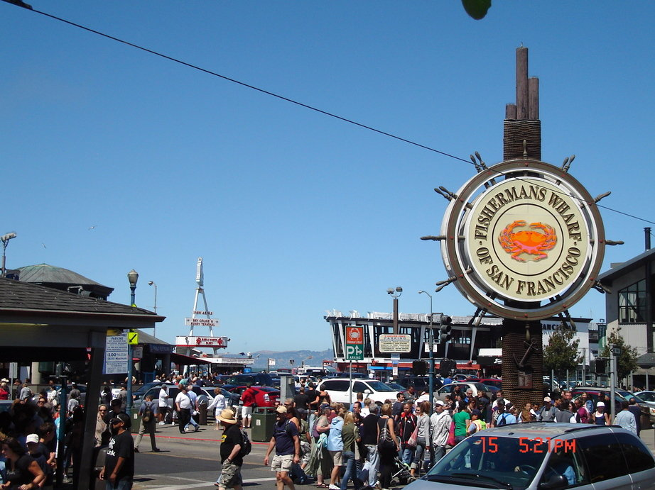 Fisherman's Wharf San Francisco